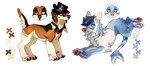 Canine adoptables [OPEN] by epsiluon