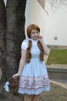 Dorothy by frolka