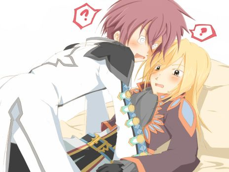 Asbel x Richard 1 - ?????? by Eko-chan