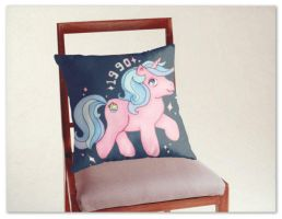 My Little Pony Pillow - My Melody by SugarHit