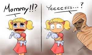 Mommy? by Berende
