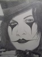 Jinxx of BVB by awkwarddino