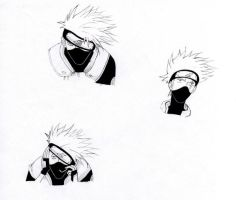 kakashi3 by JELawrence