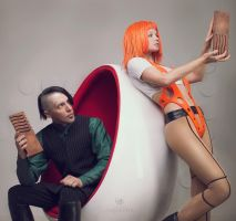 The Fifth Element 2 by Tanuki-Tinka-Asai