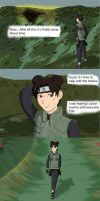 Neji's Death (part 1) by Sakinei