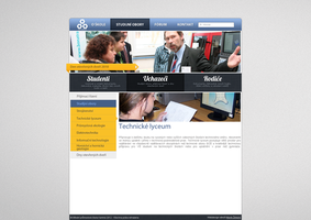 School Website by mGreenie