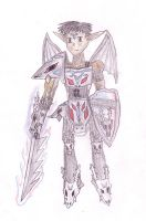 Childhood Drawing -RoyalKnight by s1eight