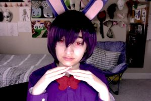 Five Nights at Freddy's: Human Bonnie by KittyUlquiorra