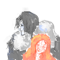 Kissed By Fire by Jyvblamo