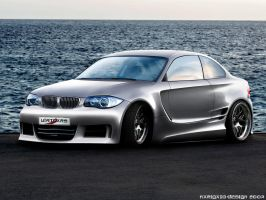 BMW M3 Coupe by Narigato
