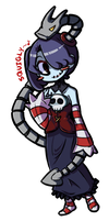 Squigly by GeekyKitten64