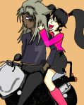 Motorcycle Rush by Darkness-and-Passion