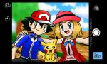 Amourshipping Selfie by GustavoCardozo97