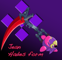 Jean Hades form by BioMetalNeo