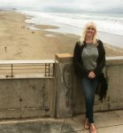 at Ocean Beach and The Cliff House by KarinClaessonArt