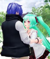 No Kaito... Why?? by LexusG2014