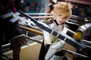 Kingdom Heart - Ventus by Roshdan