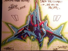 ZABS.Blackbook XXI by 7heOZ