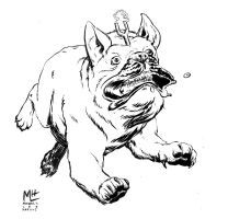 Lockjaw by michaelharris