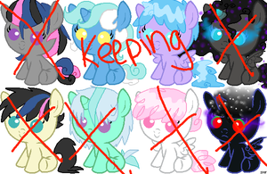 MLP: FIM Shipping Batch 1 C L O S E D by CrystalClusterStable