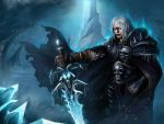 I AM THE KING-Arthas by cocoasweety