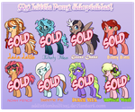 MLP Adopts (SOLD) by AddictionHalfWay