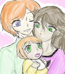 Rosaria's Family by Triforce-Falls