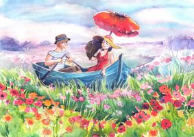 Fields of Love by Vasylissa