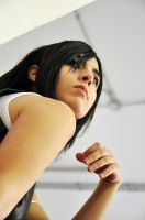 Tifa Lockhart cosplay by PrincessRiN0a