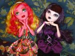 Giant Ghouls: 3 by VenusCollectionNook