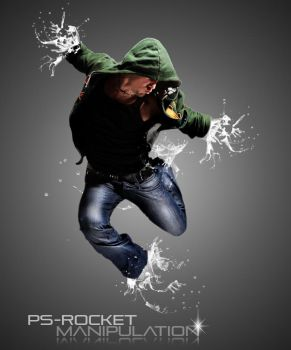 abstract dance by PS-rocket