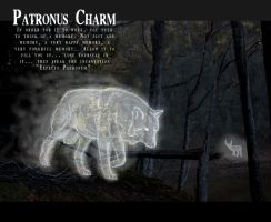 Patronus Charm by Miggers-DSE