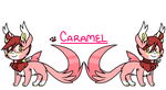 Caramel Ref by threshercakes
