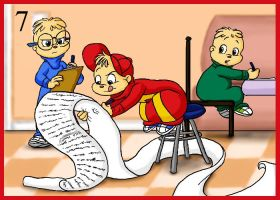 7- Letters to Santa by BoredStupid100