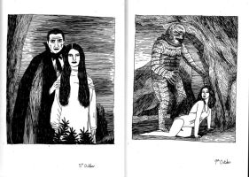 Beauties and Beasts by Teagle