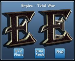 Empire Total War Dock Icons by grenadeh