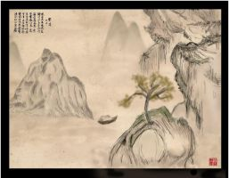.Chinese Painting by icehui