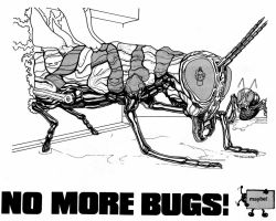'HARDCORE' No More Bugs! by TADASHI-STATION