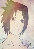 Sasuke Uchiha (Added special Effects) by Ocraxhaydon