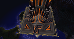 Castle KP Roof Decoration (MINECRAFT FORTRESS by Kingpin2007