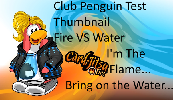 Test Thumbnail Complete - Club Penguin by GamerGurl36