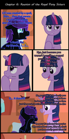Past Sins: Reunion of the Royal Pony Sisters P12 by SaturnStar14