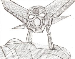 Getter Robo (Armageddon Version) by cobraygordon