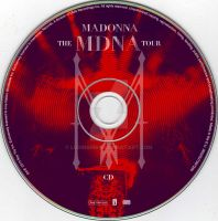 The MDNA Tour audio cd by Ludingirra