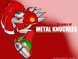 Metal Knuckles by sasmetalla2