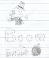 Boom Fan Art by Oi27