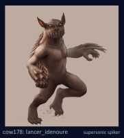creature of the week 178 by lancer-idenoure