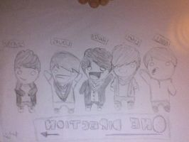 Anime One Direction by KaylaMarie831