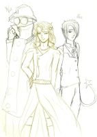MD - Preliminary Sketches 03 by Teirebe