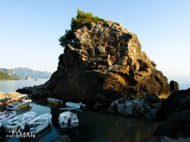 Rocky Cove by Maltese-Naturalist